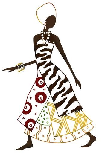 Afri2002 femme africaine 4 mon artisane