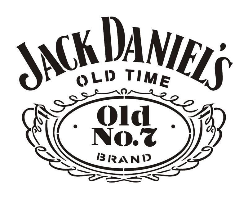 Div64870 pochoir jack danielswhiskey pochoir