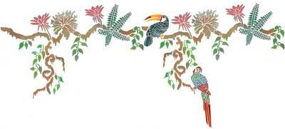Kit lianes oiseaux