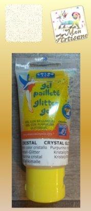 Gel paillete crystal 3 90