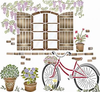 fenêtre vélo