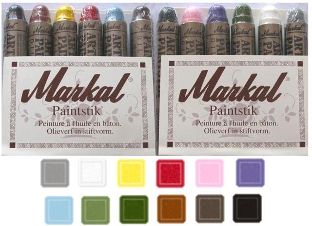 Pack genetre glycine 12 sticks markal small