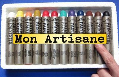 Pack de 12 peintures 'student'