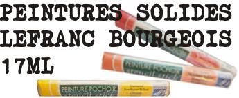Peintures solides lefranc bourgeois 1