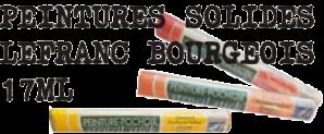 Peintures solides lefranc bourgeois