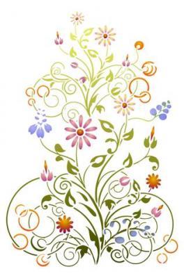 fleurs champetres 30