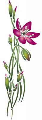 """Grande fleur """"Eliane"""""""