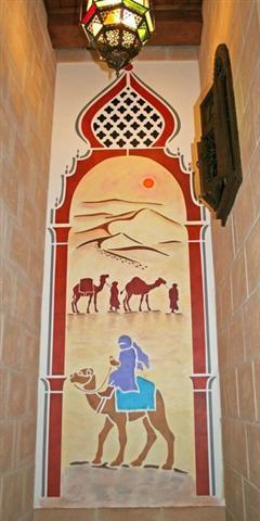 porte orientale