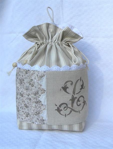 Sabine creation couture et pochoir sur tissu
