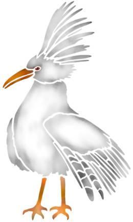An57845 cagou oiseau polynesienp