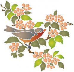 Oiseau branche