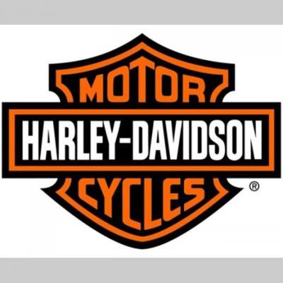 Autocollant Harley Davidson