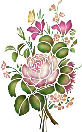 Bouquet fleurs pivoines