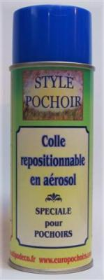 Colle repositionable