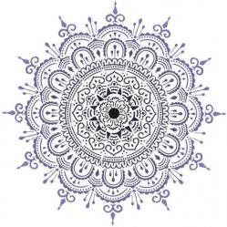 Rosace Mandala