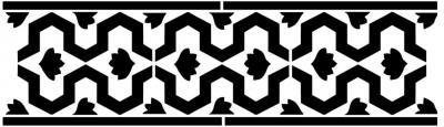 Frise symétrique