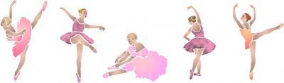 Frise de danseuses