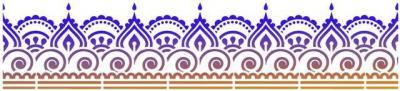 Frise hindoue