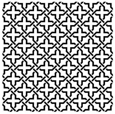 Moucharabieh mosaique 2