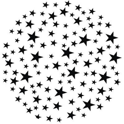 Cercle d'étoiles