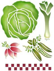 légumes vichy