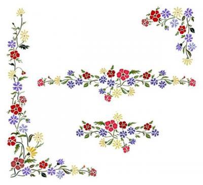 Kit fleurs des champs