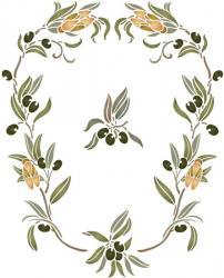 Olives et cigales